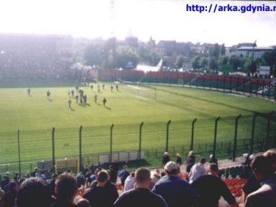 Legia II Warszawa - Arka Gdynia