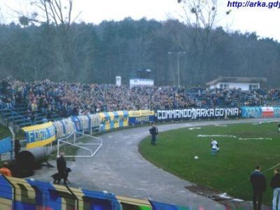 Arka Gdynia - Bałtyk Gdynia (Stadion GOSiR)