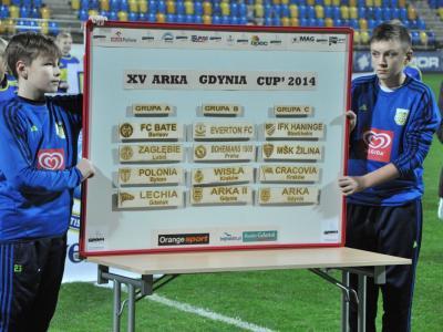 Losowanie grup AGC 2014