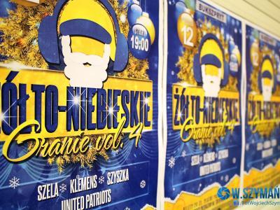 Koncert Żółto-Niebieskie Granie 2015